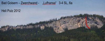 Bad Goisern - Zwerchwand -Lufthansa