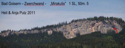 Bad Goisern - Zwerchwand - Mirakulix