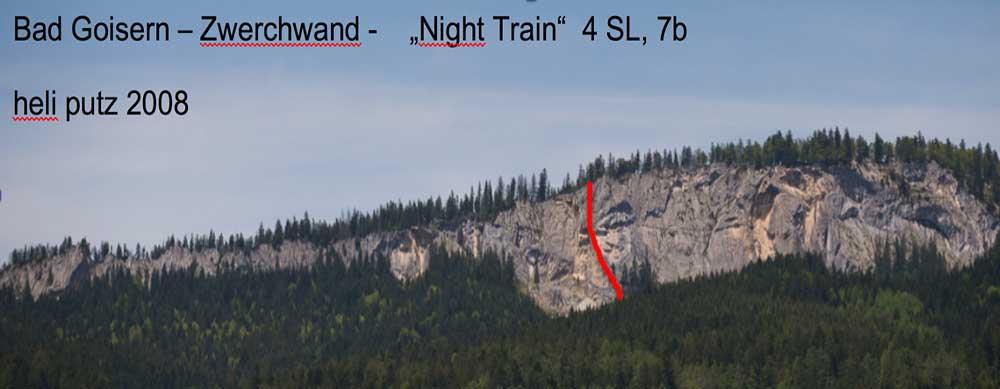 Bad Goisern Zwerchwand Night Train