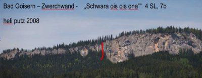 Bad Goisern - Zwerchwand - Schwara