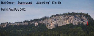 Bad Goisern - Zwerchwand - Steinkönig