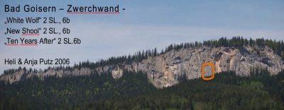 Bad Goisern - Zwerchwand - White Wolf