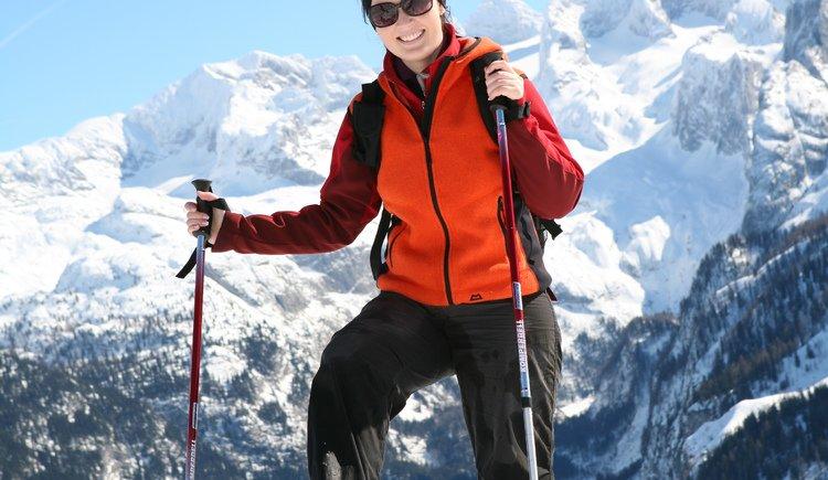 Schneeschuhwanderung Dachstein - West