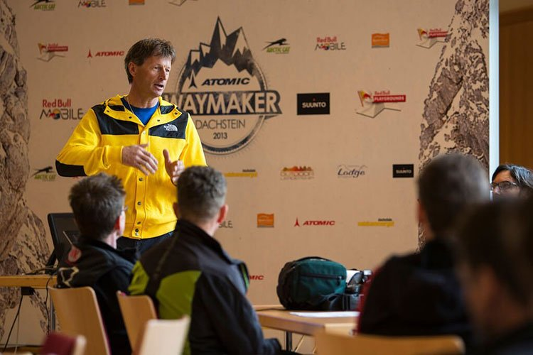 Outdoor Seminar Sankt Christoph am Arlberg