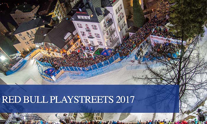 Outdoor Leadership - Red Bull Playstreets 2017