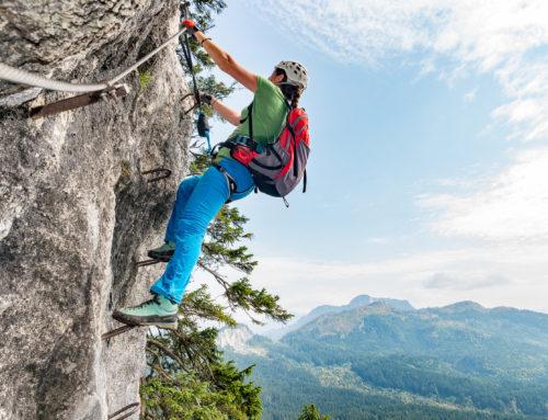 Ganztägiges Klettersteigtraining Bad Goisern
